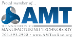 Proud member of the Association for Manufacturing Technology (AMT)