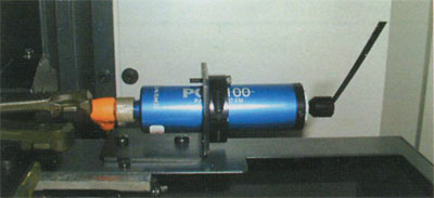 PCS 100 on High Speed Tapping Center